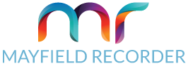 Mayfield Recorder logo