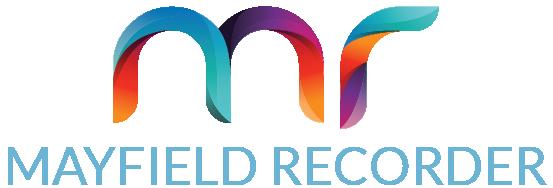 Mayfield Recorder logo